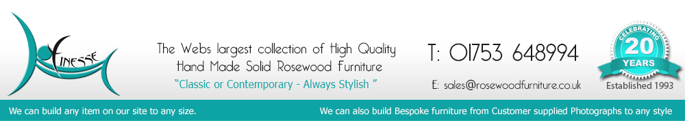 Rosewood Furniture | Oriental Furniture | Chinese Furniture