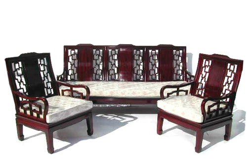 Rosewood Furniture direct from the Factory to your home