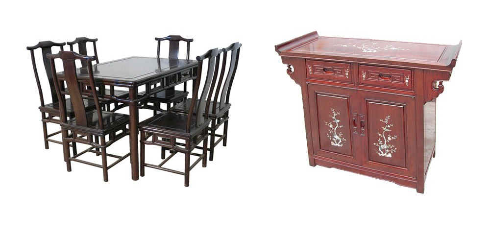 Finesse Furniture - The largest collection of Hand Built Chinese Rosewood furniture available  - at LOW internet prices