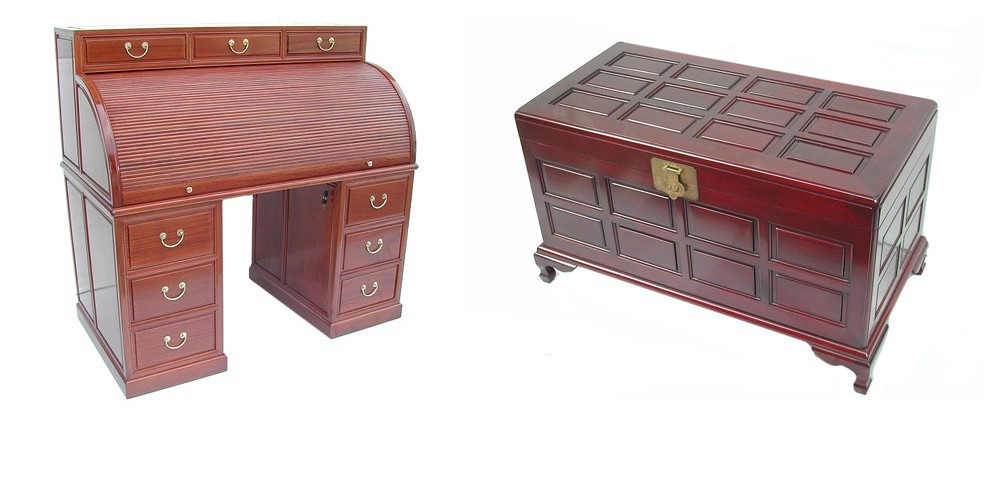 Beautiful hand crafted furniture which will look stunning for years - The Antiques of the future .
