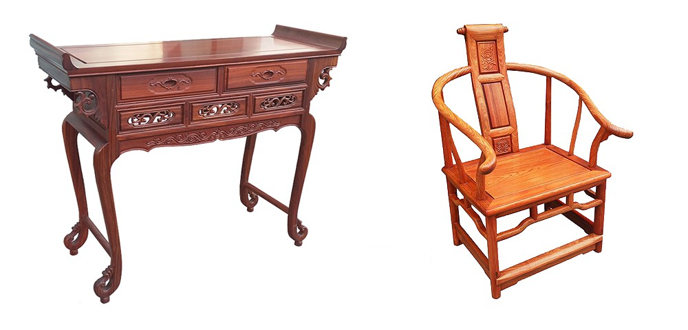 Beautiful hand crafted furniture which will look stunning for years -  ' The Antiques of the future '