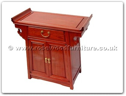 Rosewood Furniture Range  - ff7031p - Altar Table Plain Design