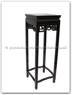 Rosewood Furniture Range  - ff7205b - Flower Stand Bird Design