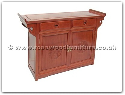Rosewood Furniture Range  - ffbl48alt - Altar table longlife design