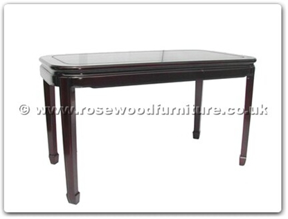 Rosewood Furniture Range  - ffrcpdin - Round corner dining table
