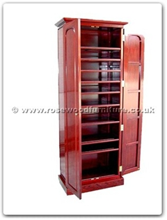 Rosewood Furniture Range  - ffshoescab - Shoes Cabinet