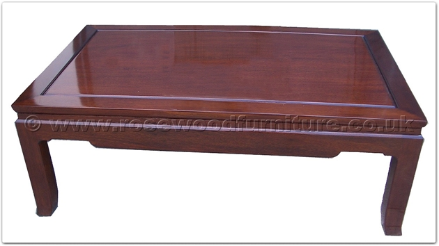 Rosewood Furniture Large Image Of Ffff8023r Redwood Coffee Table Plain Design