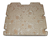 "Chinese Furniture - ffsinglecarver -  Carver Chair Cushion . Tailored to fit any of our chairs. See Silk Colours - 0"" x 0"" x 0"""