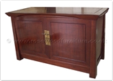 "Chinese Furniture - ff157r15cab -  Shinto style cabinet with 2 doors - 42"" x 18"" x 24"""