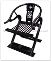 "Rosewood Furniture - ff24981inv15 -  Old style ming style chair - 28"" x 26"" x 30"""
