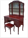 "Chinese Furniture - ff30f5dress -  Dressing table french design Carved - 40"" x 18"" x 30"""