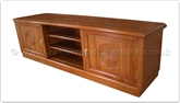 "Rosewood Furniture - ff32f26tv -  T.v. cabinet longlife design  63 inch - 63"" x 18"" x 18"""
