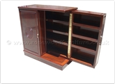 "Chinese Furniture - ff37e34cdl -  Cd -  DVD  cabinet longlife design - 36"" x 16"" x 36"""