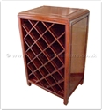 "Rosewood Furniture - ff41e59win -  Wine case plain design - 20"" x 14"" x 33"""
