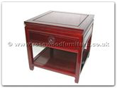 "Rosewood Furniture - ff7028l -  Side table longlife design - 22"" x 22"" x 22"""