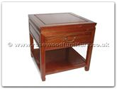 "Chinese Furniture - ff7028p -  Side table plain design - 22"" x 22"" x 22"""