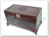 "Chinese Furniture - ff7029l -  Chest longlife design with camphorwood lined - 40"" x 20"" x 23"""