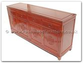 "Chinese Furniture - ff7109l -  Buffet longlife design - 72"" x 19"" x 34"""