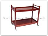 "Oriental Furniture - ff7115 -  Trolley - 36"" x 18"" x 31"""