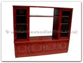"Rosewood Furniture - ff72tvunit -  T.V. Unit Longlife Design - 72"" x 20"" x 60"""