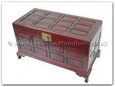 "Chinese Furniture - ff7360 -  Chest multi-sq style with camphorwood lined - 40"" x 20"" x 23"""