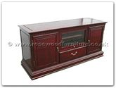 "Rosewood Furniture - ff7471e -  European style t.v.cabinet - 60"" x 20"" x 28"""