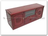 "Rosewood Furniture - ff7471l -  T.v. cabinet longlife design  - 60"" x 19"" x 24"""