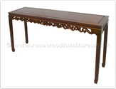 "Chinese Furniture - ffb72rser -  Sofa table f and b design - 72"" x 18"" x 31"""