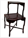 "Chinese Furniture - ffbk85ct -  Corner end table - 17"" x 17"" x 30"""