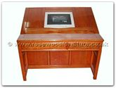 "Chinese Furniture - ffcomdesk -  Computer Cabinet - 48"" x 32"" x 40"""