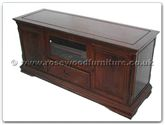 "Rosewood Furniture - ffcwetv -  Chicken wood european style t.v. cabinet - 60"" x 20"" x 28"""