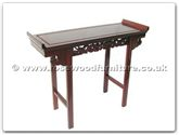 "Chinese Furniture - ffdhall -  Hall table dragon design - 36"" x 14"" x 42"""