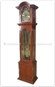 "Rosewood Furniture - fff32a11clo -  Grandfather clock plain design with german movement - 20"" x 13"" x 80"""