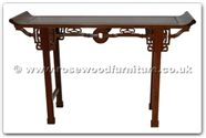 "Oriental Furniture - ffhfl092 -  Altar Table - 54"" x 15"" x 33"""