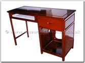 "Chinese Furniture - ffhfl097 -  Rosewood Computer Desk - 48"" x 23.6"" x 30"""