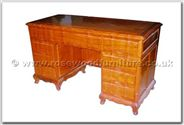 "Chinese Furniture - ffhfl112 -  Rosewood Desk - 54"" x 24"" x 30"""