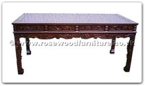 "Chinese Furniture - ffhft002 -  Rosewood Painting Table - 71.0"" x 24.0"" x 33.1"""