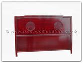 "Oriental Furniture - ffl72head -  Headboard longlife design - 60"" x 1"" x 42"""