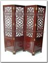 "Rosewood Furniture - fflscreen -  Screen longlife design (set of 4) - 72"" x 1"" x 72"""