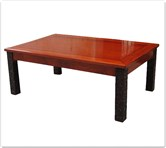 "Chinese Furniture - fflzcoff -  Coffee table ganoderma design - 47"" x 31"" x 18"""