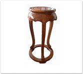 "Chinese Furniture - ffnsfs -  New style flower stand plain design - 14"" x 14"" x 30"""