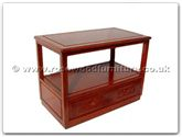 "Rosewood Furniture - ffrb36tv -  T.v. cabinet f and b design - 36"" x 20"" x 26"""