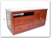 "Chinese Furniture - ffrptvcab -  T.V. Cabinet - 53"" x 22"" x 26"""