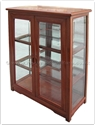 "Chinese Furniture - ffrthai -  Thai glass cabinet - 36"" x 16"" x 42"""