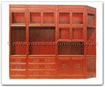 "Chinese Furniture - ffexample -  Large Custom built Longlife Wall Unit - 0"" x 0"" x 0"""